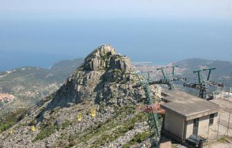 ELBA01 - Elba Hotel in Sant´Andrea - der Monte Capanne