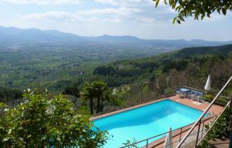 Ferienhaus bei Lucca - Casa Alta