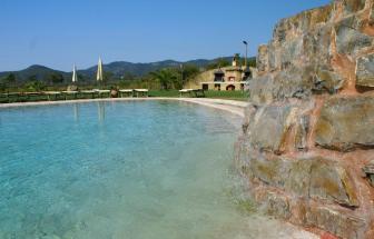 SUVE02 - Weingut bei Suvereto - Pool