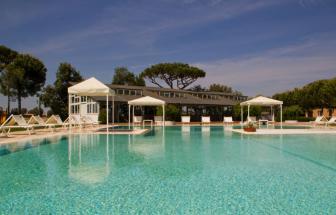 GROS04 - Casa Livia in der Fattoria bei Grosseto - Pool