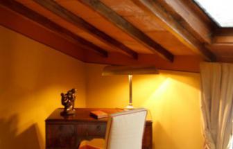 GROS05 - Casale Pozzino in der Fattoria bei Grosseto - Dachzimmer