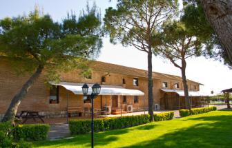 GROS05 - Casale Pozzino in der Fattoria bei Grosseto - Garten