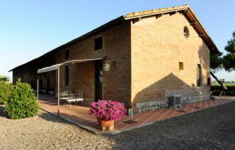 GROS05 - Casale Pozzino in der Fattoria bei Grosseto - Haus
