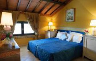 GROS05 - Casale Pozzino in der Fattoria bei Grosseto - Schlafzimmer 1