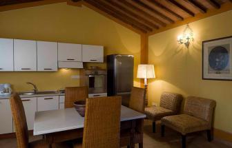 GROS05 - Casale Pozzino in der Fattoria bei Grosseto - Wohnküche