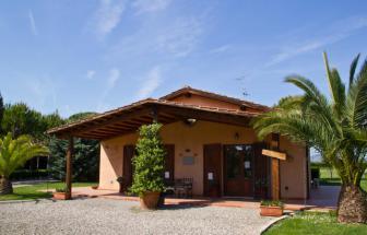 GROS04 - Casa Livia in der Fattoria bei Grosseto - Reception