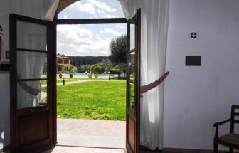 CECI01 - Kleine Ferienanlage bei Cecina - Ausblick 015