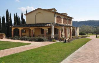 CECI01 - Kleine Ferienanlage bei Cecina - Restaurant