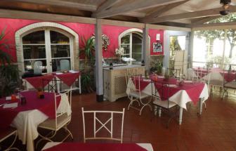 SUVE02 - Weingut bei Suvereto - Restaurant