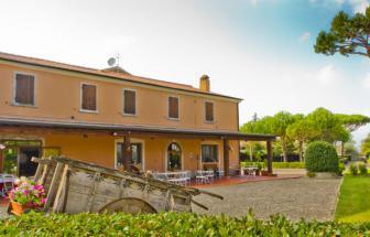 GROS04 - Casa Livia in der Fattoria bei Grosseto - Restaurant