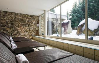 AHRN02 - Designhotel im Ahrntal - Ruheraum