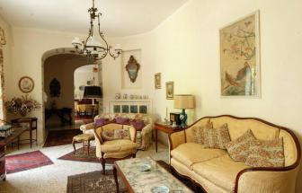 CORT06 - Villa Le Contesse bei Cortona - Wohnzimmer