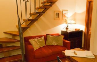 GROS04 - Casa Livia in der Fattoria bei Grosseto - Treppe