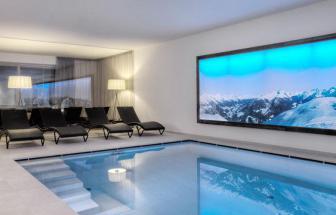 AHRN01 - Residence im Ahrntal - Pool