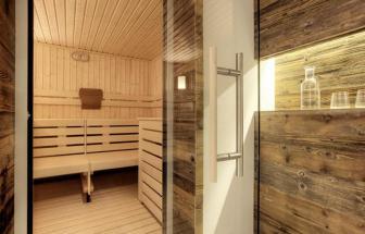 AHRN01 - Residence im Ahrntal - Sauna