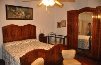 SUVE03 - Podere bei Suvereto - Schlafzimmer