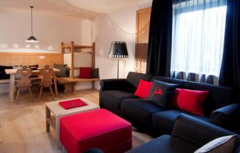 PUST03 - Residence im Pustertal - Sigrid Wohnraum