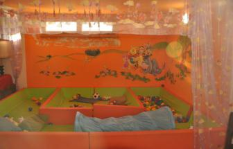 SAVI01 - Bio-Agriturismo bei San Vincenzo - Spielecke