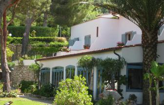 ELBA01 - Elba Hotel in Sant´Andrea - Ansicht