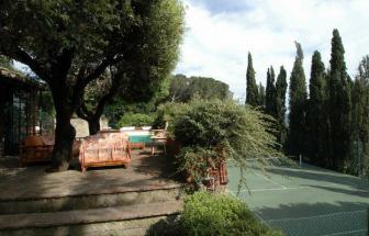 CORT06 - Villa Le Contesse bei Cortona - Wege