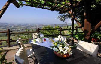 CAFI06 - Villa Foce bei Castiglion Fiorentino - 2