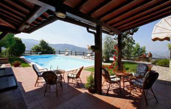 CAFI06 - Villa Foce bei Castiglion Fiorentino - 5