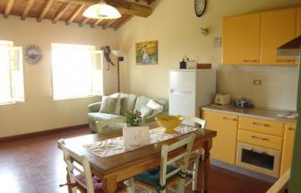 MOCA02 - Podere Valeria bei Montecatini Terme - Küche