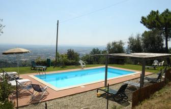 MOCA02 - Podere Valeria bei Montecatini Terme - am Pool