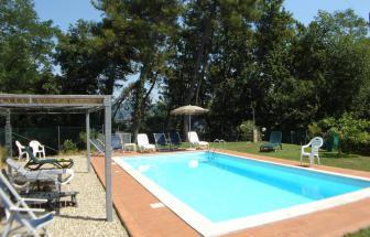 MOCA02 - Podere Valeria bei Montecatini Terme - Pool