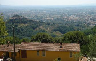 MOCA02 - Podere Valeria bei Montecatini Terme - Ausblick