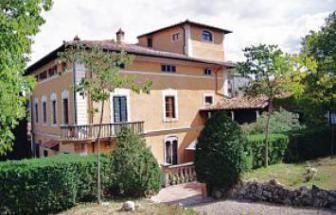 Sprachreise in die Maremma - Villa in Campagnatico
