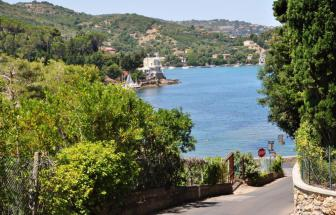 STEF03 - Villa Pini Monte Argentario - Weg zum Strand