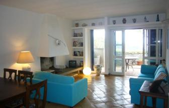 ARGE04 - Casa Schirato bei Porto S. Stefano - Wohnzimmer