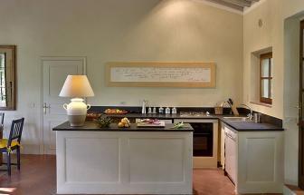 Casa Ambasciatore - Küchenbereich