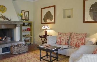 Casa Lilli - Wohnbereich