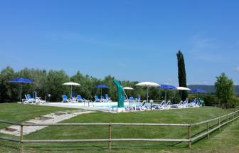 Agriturismo bei Roselle - Pool