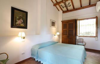Casetta bei Talamone - Schlafzimmer