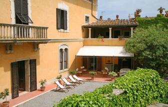 Villa in Campagnatico - Innenhof
