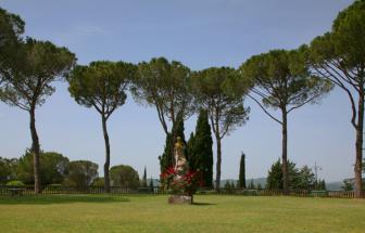 Villa in Campagnatico - Garten