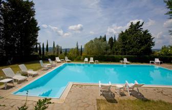 Herrschafltiche Villa in Campagnatico - Pool