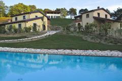 SCAR01 - Bio-Ferienhäuser bei Scarlino - Pool