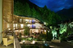 AHRN02 - Designhotel im Ahrntal - Aussenansicht