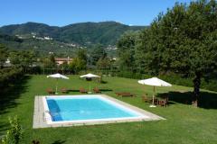 Ferienhaus bei Lucca