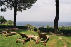 ELBA01 - Elba Hotel in Sant´Andrea - Blick aufs Meer