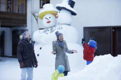 PUST03 - Residence im Pustertal - Kinder im Schnee
