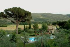 Ferienhaus Antico Pino bei Cortona