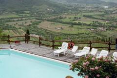 CAFI06 - Villa Foce bei Castiglion Fiorentino - 1